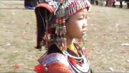 贵州省平塘县新塘乡苗族舞
