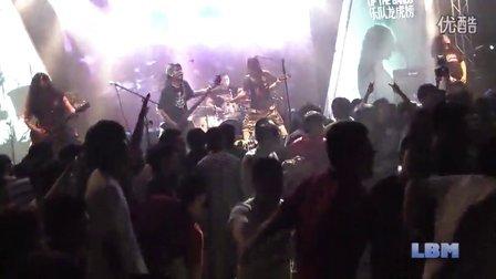 Logic Control 逻辑失控乐队 at Tiger Translate 28.07.2012