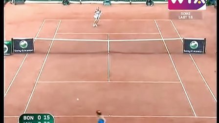 2009-Rome-Jankovic_VS_K.Bondarenko-Highlights
