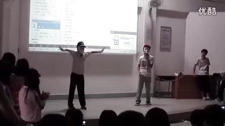 poppin 演出 普宁职校黄金大劫案黄黑楼是 poppin最炫名族风