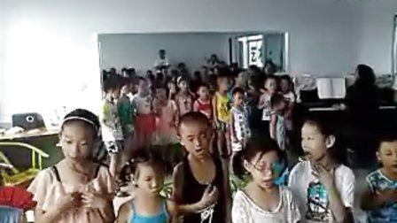山西省翼城县兰亭艺术培训中心声乐七班家长汇报8爸爸妈妈听我说