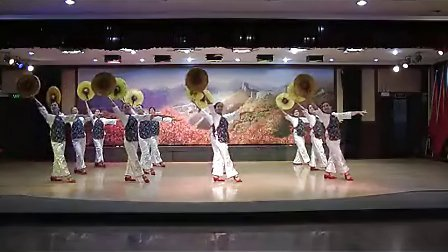 舞蹈 十送红军