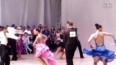 孙忠杰叶列娜 2012 俄罗斯海参威 业余组决赛Paso