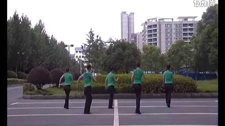 吉美广场舞 排舞 自由舞
