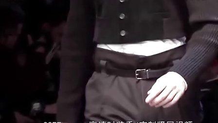 Dolce & Gabbana  2013秋冬米兰男装 时装秀 男装时装周  发布会