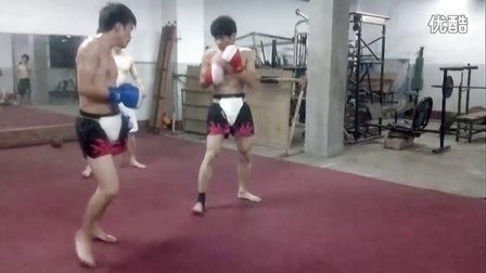 散打vs泰拳2