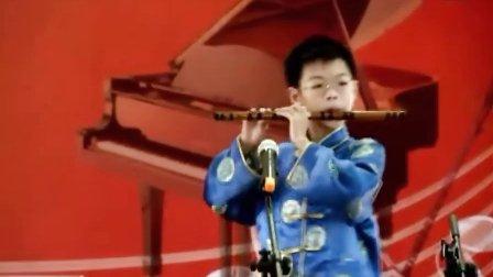 东阳市希望之星器乐舞蹈大赛2012民族器乐预赛