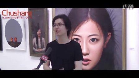 周松接受出山网媒体采访