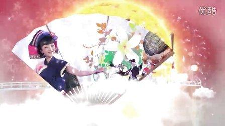 2012广西卫视春节联欢晚会片头CG