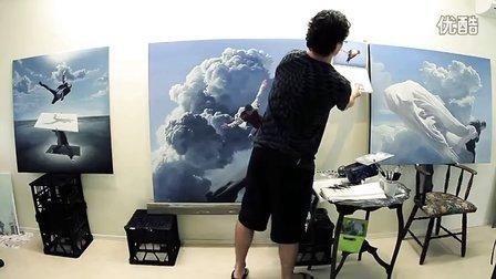 澳大利亚艺术家 Joel Rea 自我介绍视频