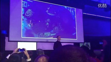 【AMDCES直击未来科技】微软专家演示XBOX One带来的Project Spark