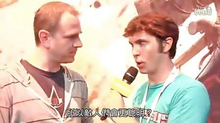 AC3《刺客教條 3》「Tobuscus」E3采访 中文字幕
