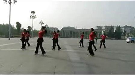 湖北宜城燕京广场舞