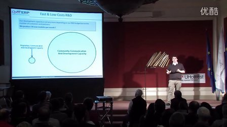 TEDxUHowest - Fabien Pinckaers - Open source as a