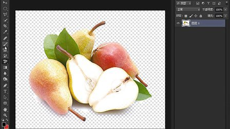 背景橡皮擦工具尺工具-Photoshop cs6从头学新教程