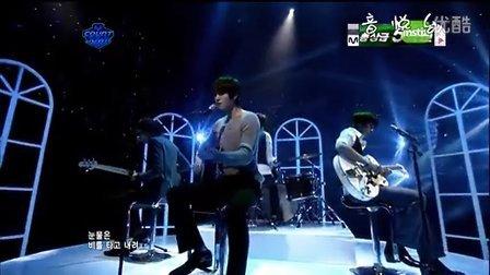 【M漠o】Love In The Rain Mnet M!Countdown现场版 李宗泫