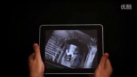 行动援助组织iPad公益广告《贫困难以被转换》