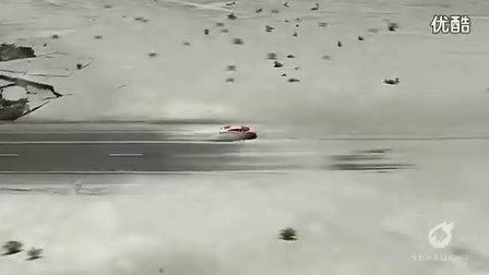 超级变态汽车广告兰博基尼