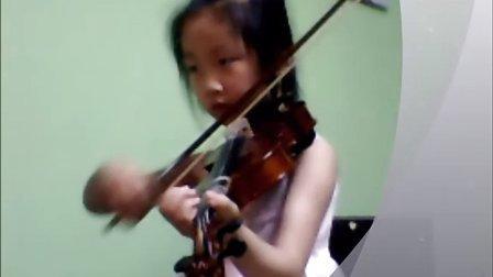 小提琴演奏:沂蒙山小调