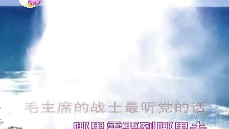 红太阳颂歌革命歌曲大联唱6