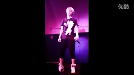 TOUCH 1st Showcase in JAPAN- leader Chul Minl Solo