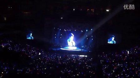 20140105林俊杰武汉时线巡回演唱会 嘉宾林志颖 十七岁的雨季