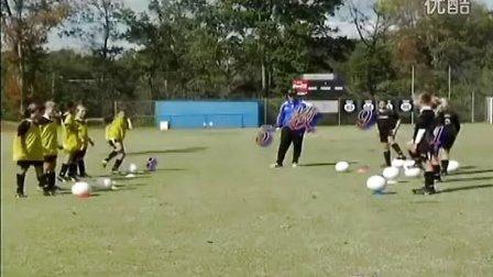 21-DVD通过激发青少年足球训练的兴奋而提高技能