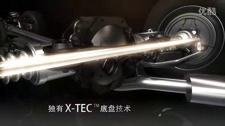 福田汽车蒙派克广告片