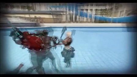 《穿越火线》复仇女神版本宣传片