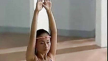 初级瑜伽A-03动物放松功
