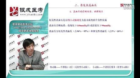 2012执业医师_银成医考_贺银成_心血管系统疾病