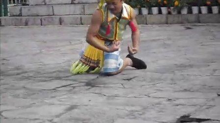 男孔雀舞(云南德宏傣族)