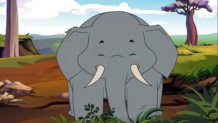 卡卡虎动漫---大象