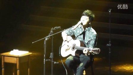 20120811李健北京传奇依然演唱会片段当有天老去月光