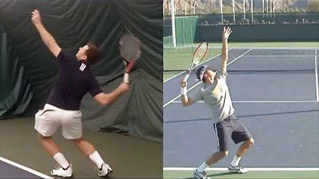 网球发球技术分析6
