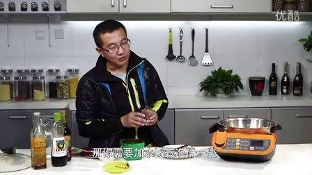 E153自动烹饪锅烹制美味的酱焖牛肉【捷赛私房菜】