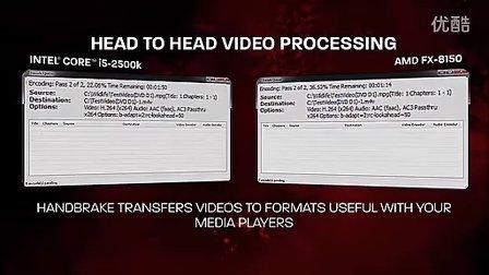 高清 AMD FX系列8核处理器-速度测试 易窗影院www.myew.net