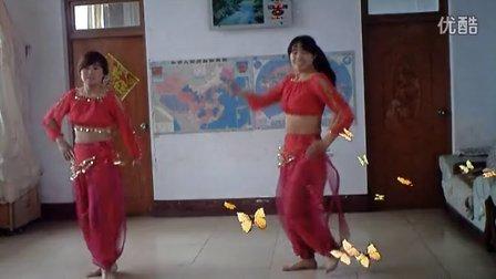 高唐红叶广场舞,快乐的跳吧
