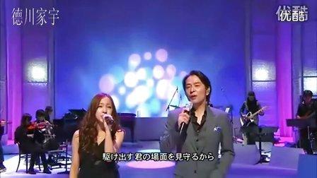 AKB48板野友美,日本歌神徳永英明合唱輝きながら