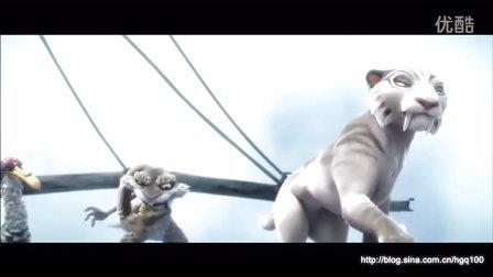 《冰河世纪4:大陆漂移》最新预告片