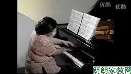 钢琴考级十级曲目 《夜莺》 李斯特