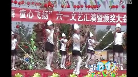可爱儿女六一儿童节节目表演