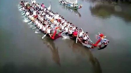 2012厚洋龙舟上水