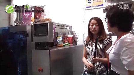 精汇包装-亮相2012上海国际食品机械设备展