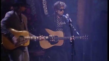 【尘时光影像】Bob Dylan鲍勃迪伦 敲响天堂之门 现场不插电高清实况