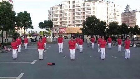 江西南城老年做广播体操