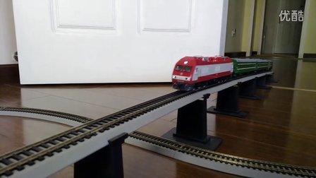 韶山9G电力机车牵引22型临客列车