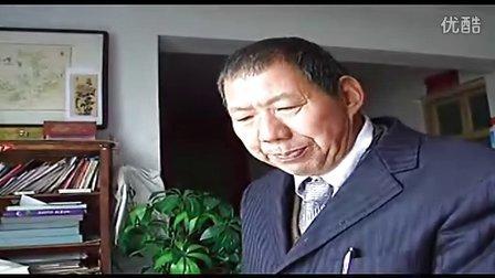 指书大师刘文法2010年南阳电视台专访