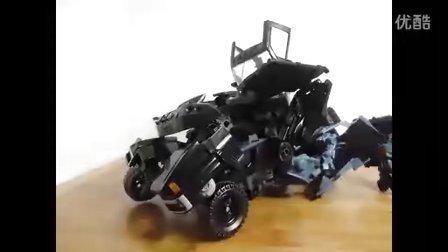 变3领袖级铁皮玩具变形定格动画(很短很凌乱)