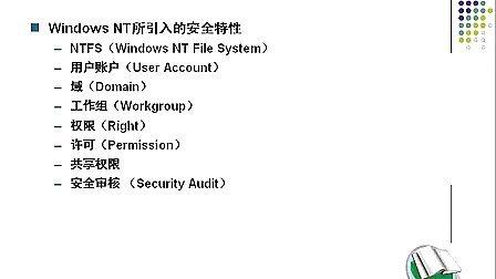 上海交大windows安全原理与技术1